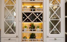 Кухня Французский стиль по улице Красной