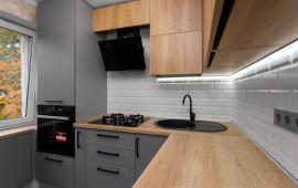 На фото кухня по ул. Звездной