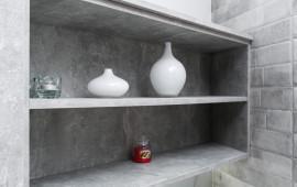 На фото современная кухня в Светлогорске и декор