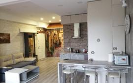 Кухня на заказ для сдачи в аренду, материал ДСП